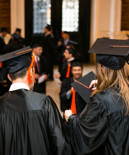 [Photos] Remise des diplômes du MBA International Paris 2019