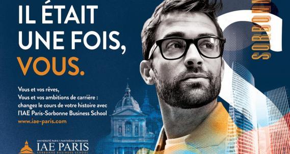 « Il était une fois, vous. », premier film de marque de l'IAE Paris-Sorbonne