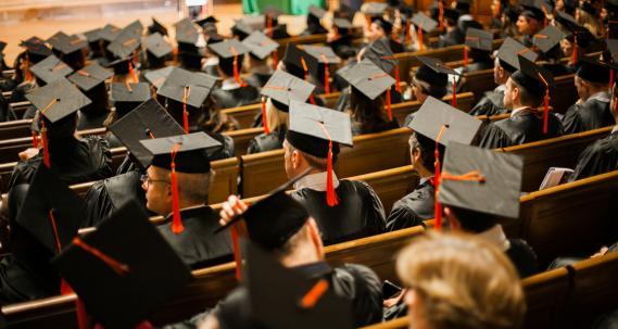 Cérémonie de remise de diplômes du MBA International Paris